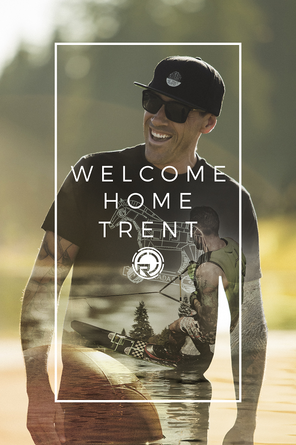 Trent Welcome Home