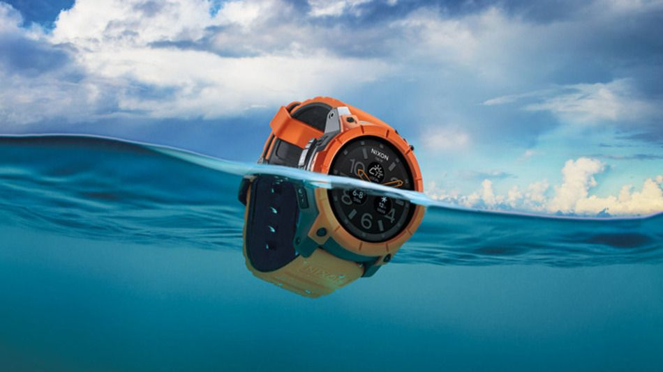 nixon the mission smartwatch