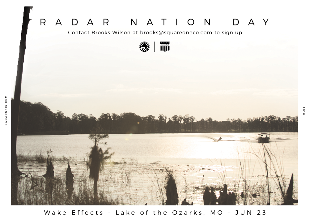 2018 Radar Nation Tour Wake