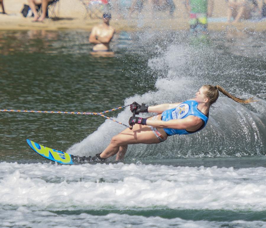Brooke slalom