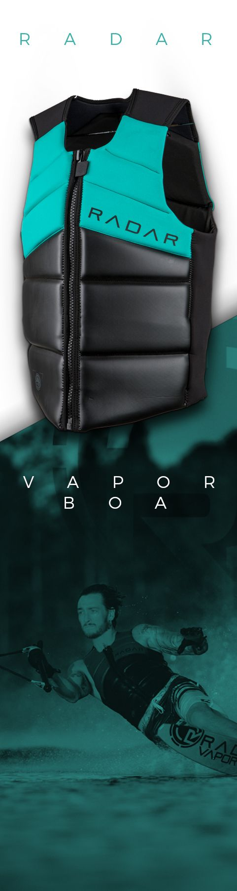 Radar Boa Vest